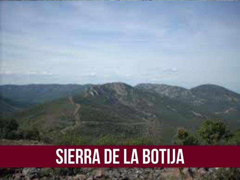 Sierra Botija